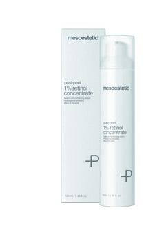 Post-Peel 1% Retinol concentrate - Prolongs the renewing effect of the peel